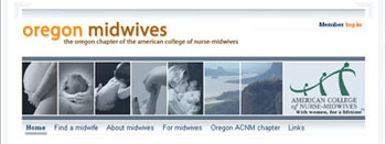 Oregon Midwives