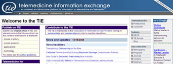 Telemedicine Information Exchange